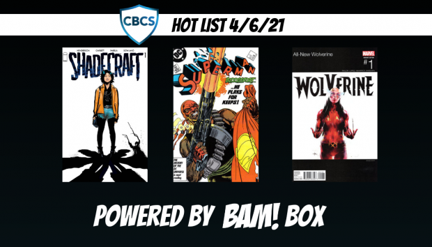CBCS Hot List for 4/6/21