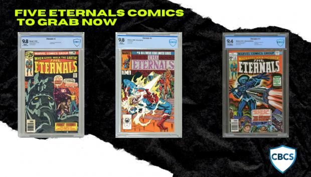 Five Eternals Comics to Grab Now