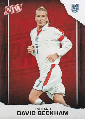 2021 Panini Father's Day David Beckham