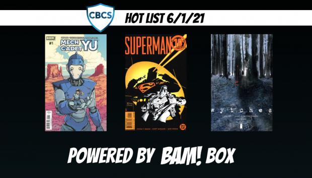 The CBCS Hot List Gets Hardcore