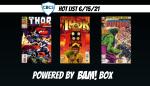 Marvel Heavy CBCS Hot List