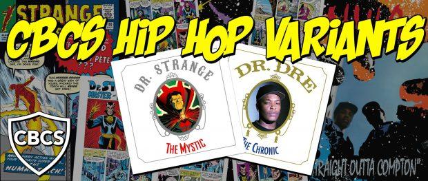 CBCS Hip-Hop Variants: Doctor Strange