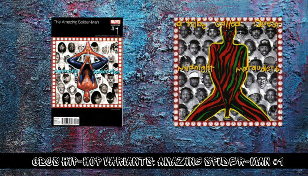 CBCS Hip-Hop Variants: Amazing Spider-Man #1
