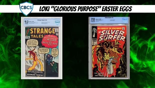 "Loki ""Glorious Purpose"" Easter Eggs"
