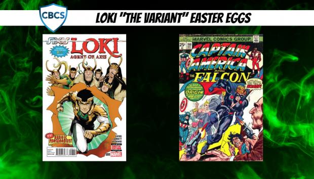 "Loki ""The Variant"" Easter Eggs"