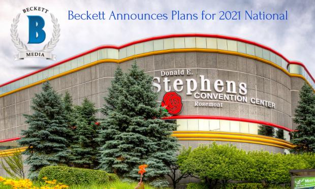 Beckett Announces Plans for 2021 National