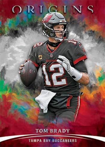 2021 Panini Origins Football Tom Brady