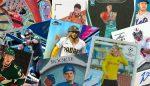 2021 Sports Card Release Calendar Header