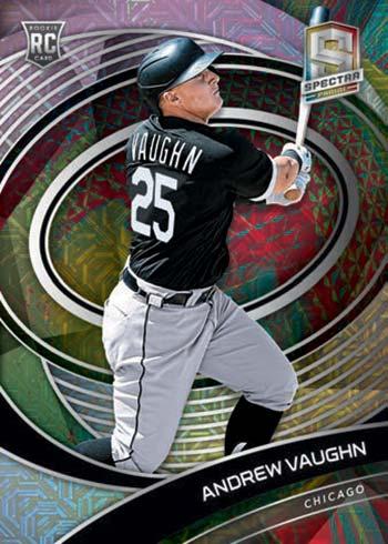 2021 Panini Spectra Baseball Meta Andrew Vaughn