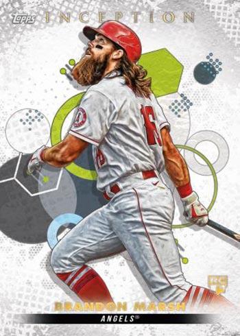 2022 Topps Inception Baseball Brandon Marsh
